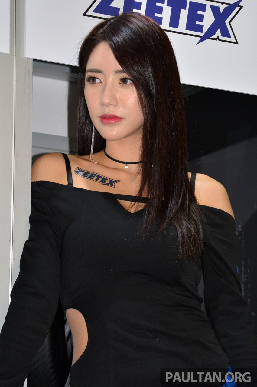 TAS 2019: <em>Kawaii</em> showgirls wrap up our mega inaugural Tokyo Auto Salon live coverage Image #916388
