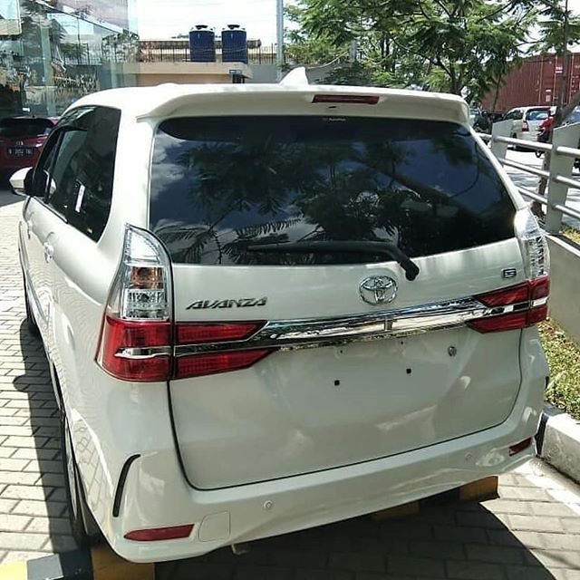 2019 Toyota Avanza facelift gets revealed before debut Image #907208