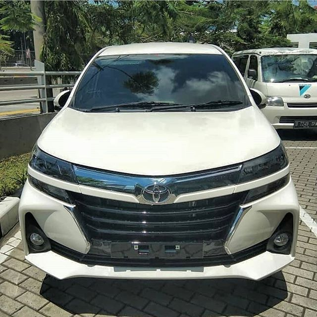 2019 Toyota Avanza facelift gets revealed before debut Image #907200