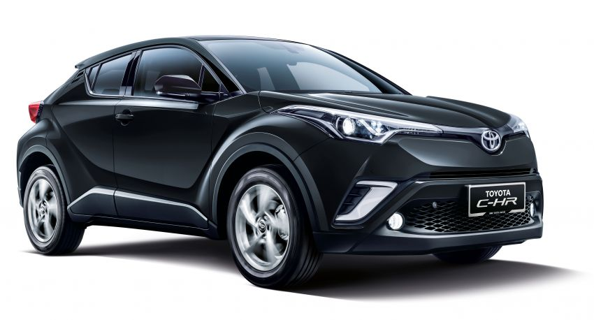 2019 Toyota C-HR introduced in Malaysia – new colour option, updated styling and equipment list; RM150k Image #914201