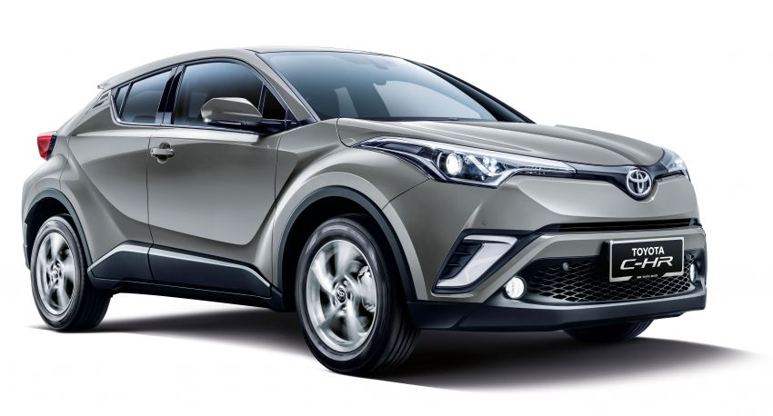 2019 Toyota C-HR introduced in Malaysia – new colour option, updated styling and equipment list; RM150k Image #914203