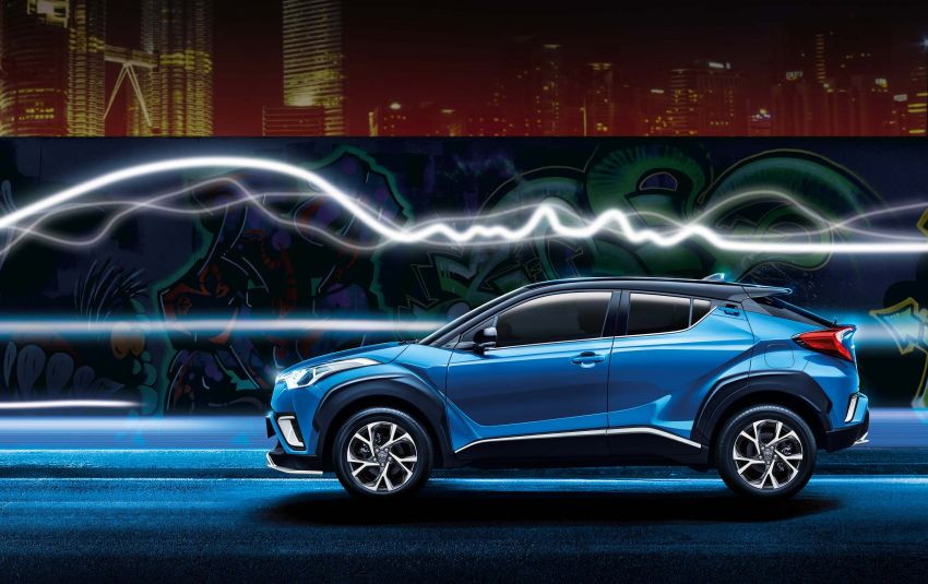 2019 Toyota C-HR introduced in Malaysia – new colour option, updated styling and equipment list; RM150k Image #914194