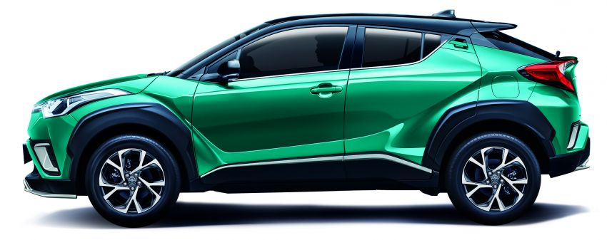 2019 Toyota C-HR introduced in Malaysia – new colour option, updated styling and equipment list; RM150k Image #914195