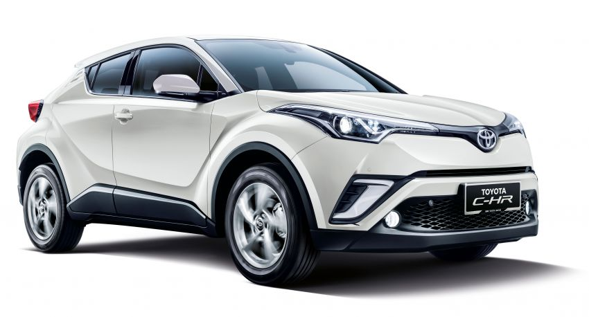 2019 Toyota C-HR introduced in Malaysia – new colour option, updated styling and equipment list; RM150k Image #914210