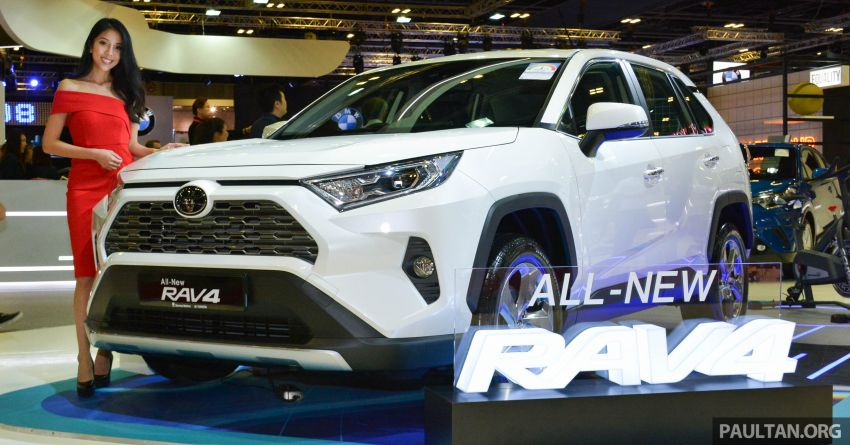 2019 Toyota RAV4 launched at Singapore Motor Show Image #909416