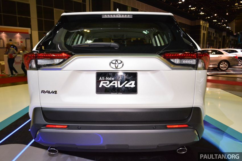 2019 Toyota RAV4 launched at Singapore Motor Show Image #909419