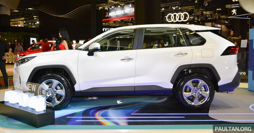 2019 Toyota RAV4 launched at Singapore Motor Show Image #909420