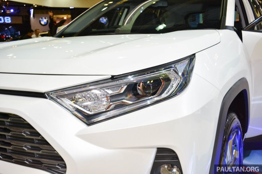 2019 Toyota RAV4 launched at Singapore Motor Show Image #909421