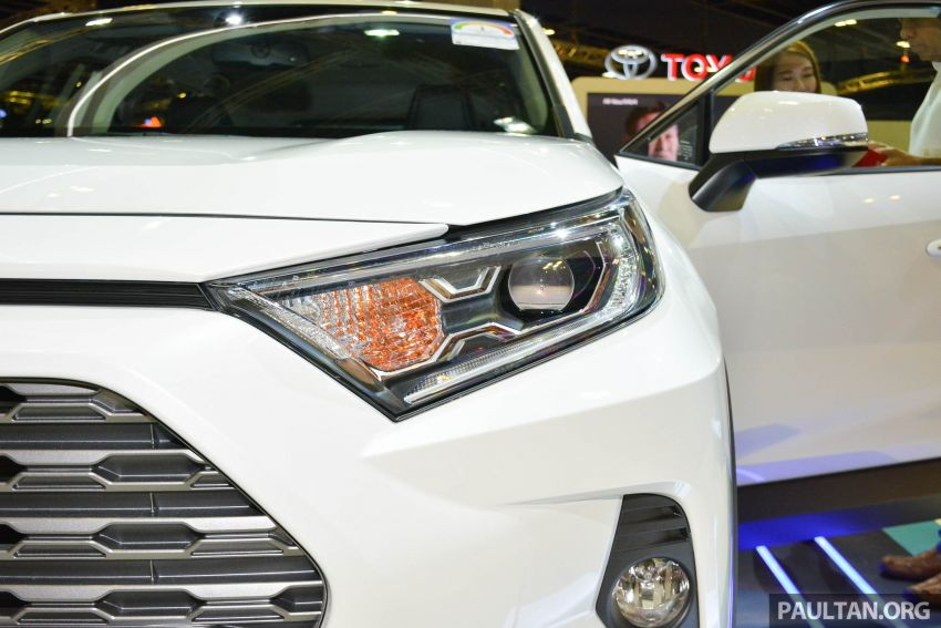 2019 Toyota RAV4 launched at Singapore Motor Show Image #909422