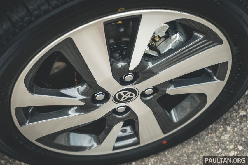 DRIVEN: 2019 Toyota Vios – old hand learns new tricks Image #916573