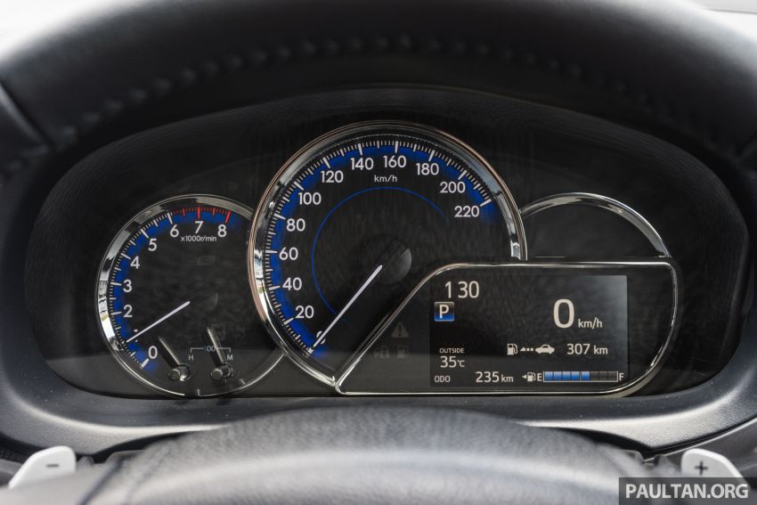 PANDU UJI: Toyota Vios 2019 – imej bergaya, karakter biasa; pilihan terbaik untuk sedan mampu milik? Image #914947