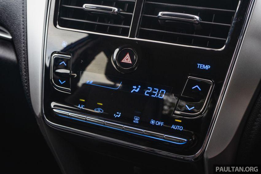 PANDU UJI: Toyota Vios 2019 – imej bergaya, karakter biasa; pilihan terbaik untuk sedan mampu milik? Image #914952