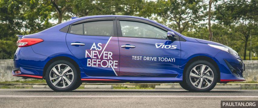 PANDU UJI: Toyota Vios 2019 – imej bergaya, karakter biasa; pilihan terbaik untuk sedan mampu milik? Image #914914