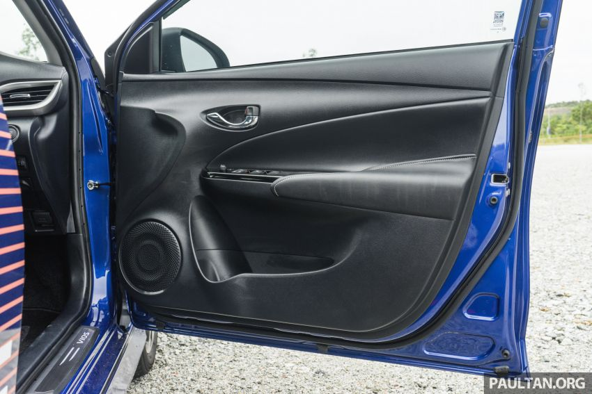 DRIVEN: 2019 Toyota Vios – old hand learns new tricks Image #916614