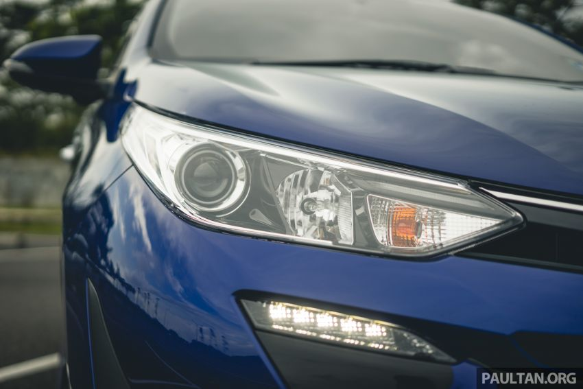 PANDU UJI: Toyota Vios 2019 – imej bergaya, karakter biasa; pilihan terbaik untuk sedan mampu milik? Image #914916
