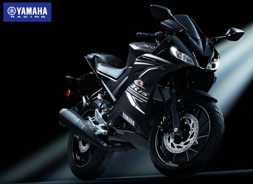 2019 Yamaha YZF-R15 V 3.0 with two-channel ABS on sale in India – pricing from 139,000 rupees (RM8,077) Image #909256