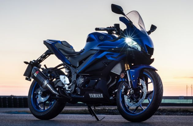 2019 Yamaha Yzf R3 Gets Official Accessories Pricing In Us