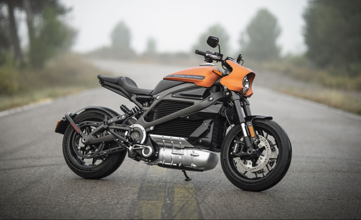 New Harley Davidson: 2020 Harley-Davidson LiveWire E-bike