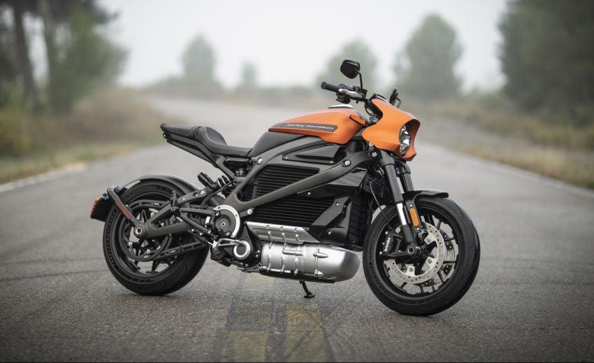 2020 Harley-Davidson LiveWire e-bike – from RM123k Image #907918