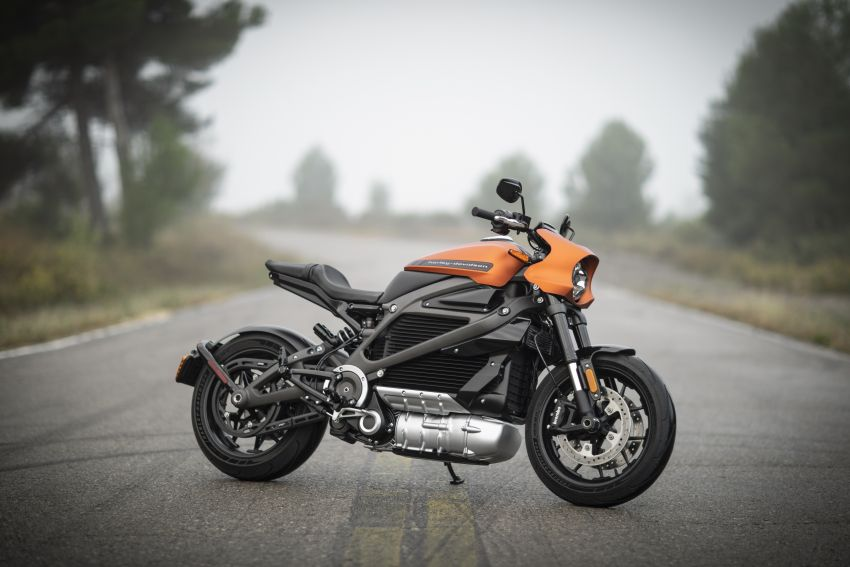 2020 Harley-Davidson LiveWire e-bike – from RM123k Image #907899
