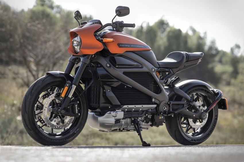 2020 Harley-Davidson LiveWire e-bike – from RM123k Image #907917