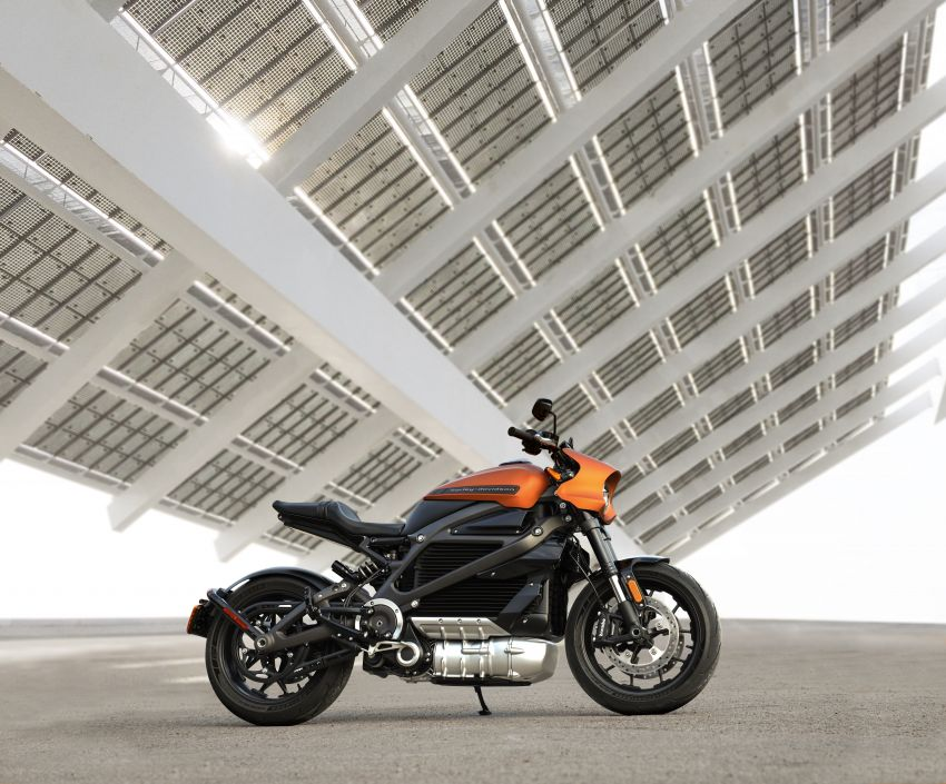 2020 Harley-Davidson LiveWire e-bike – from RM123k Image #907903