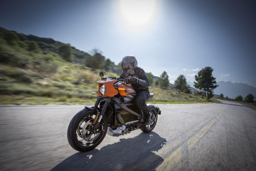 2020 Harley-Davidson LiveWire e-bike – from RM123k Image #907896