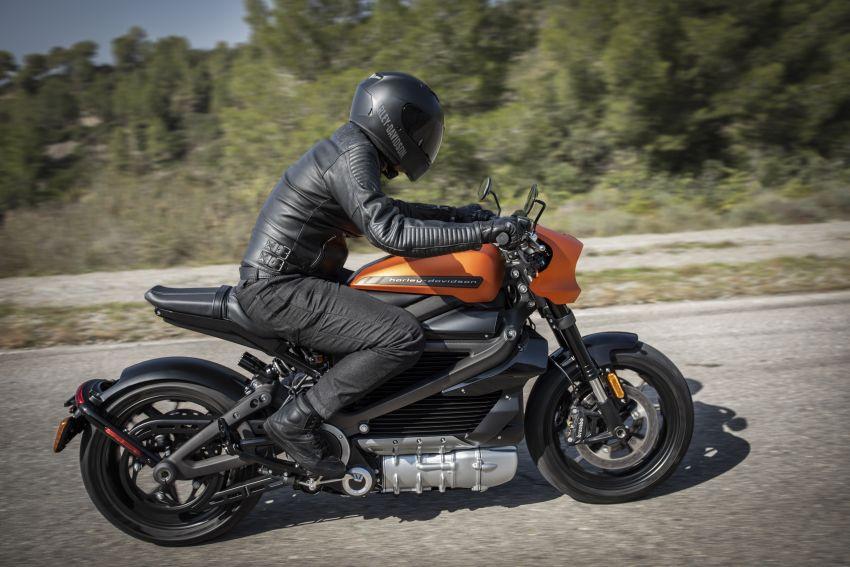 2020 Harley-Davidson LiveWire e-bike – from RM123k Image #907913