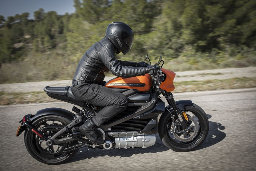 2020 Harley-Davidson LiveWire e-bike – from RM123k Image #907893