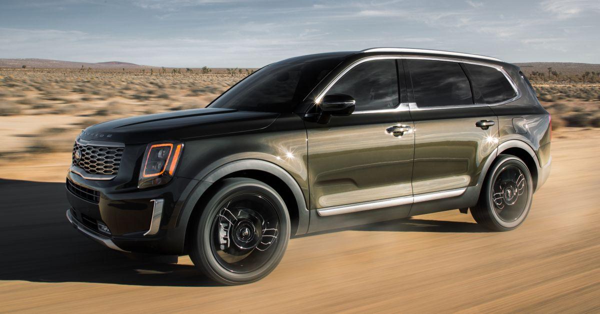 Kia Telluride 2020 - SUV besar lapan tempat duduk