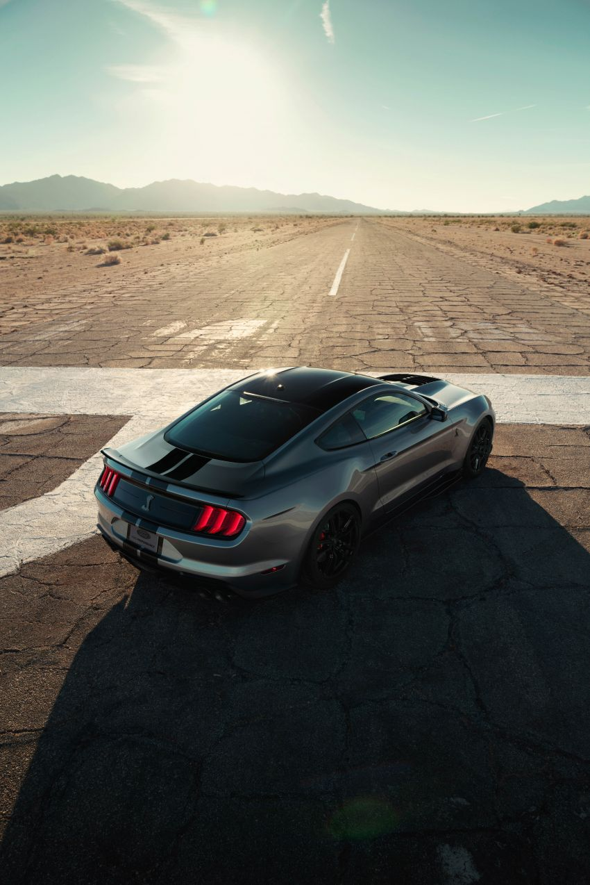 2020 Mustang Shelby GT500 debuts in Detroit – 5.2 litre supercharged V8; 700 hp, 0-98 km/h under 3.5s Image #911814