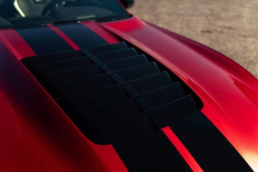 2020 Mustang Shelby GT500 debuts in Detroit – 5.2 litre supercharged V8; 700 hp, 0-98 km/h under 3.5s Image #911849