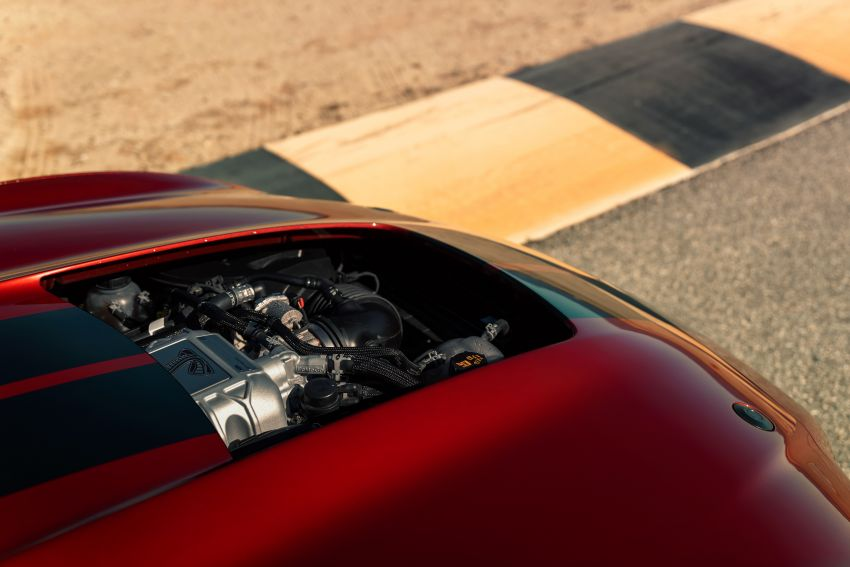 2020 Mustang Shelby GT500 debuts in Detroit – 5.2 litre supercharged V8; 700 hp, 0-98 km/h under 3.5s Image #911855