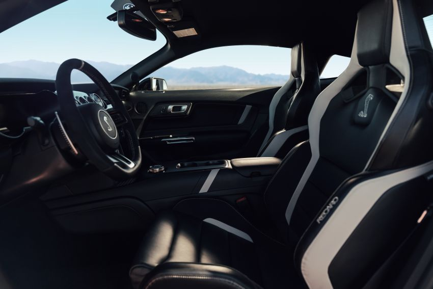 2020 Mustang Shelby GT500 debuts in Detroit – 5.2 litre supercharged V8; 700 hp, 0-98 km/h under 3.5s Image #911863