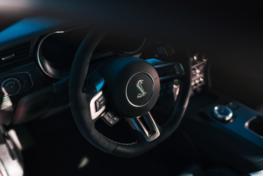 2020 Mustang Shelby GT500 debuts in Detroit – 5.2 litre supercharged V8; 700 hp, 0-98 km/h under 3.5s Image #911866