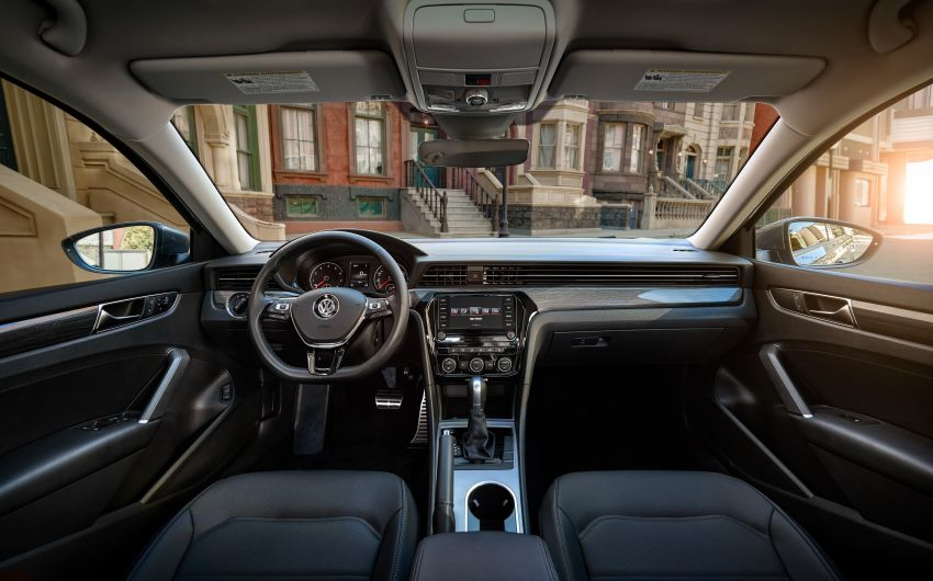 2020 Volkswagen Passat officially unveiled in Detroit Image #910514