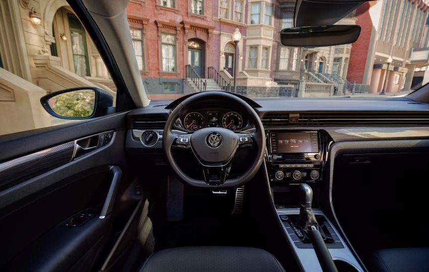 2020 Volkswagen Passat officially unveiled in Detroit Image #910517