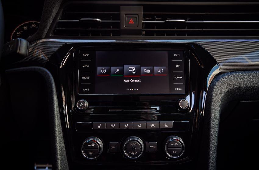 2020 Volkswagen Passat officially unveiled in Detroit Image #910519