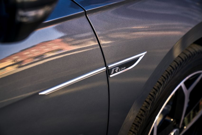2020 Volkswagen Passat officially unveiled in Detroit Image #910523