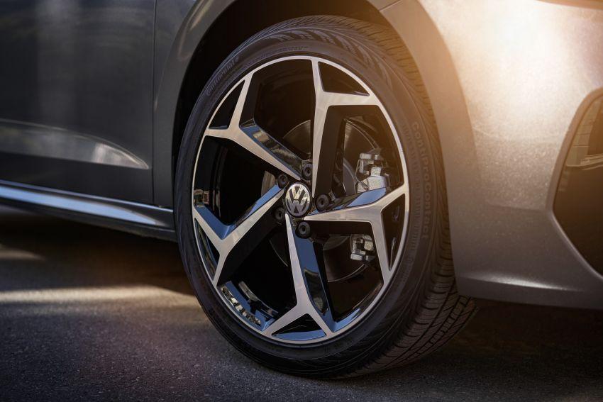 2020 Volkswagen Passat officially unveiled in Detroit Image #910525