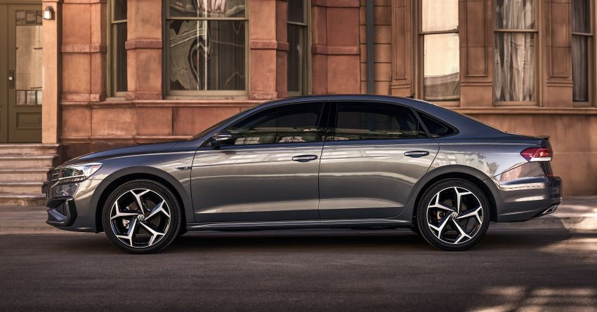 2020 Volkswagen Passat officially unveiled in Detroit Image #910499