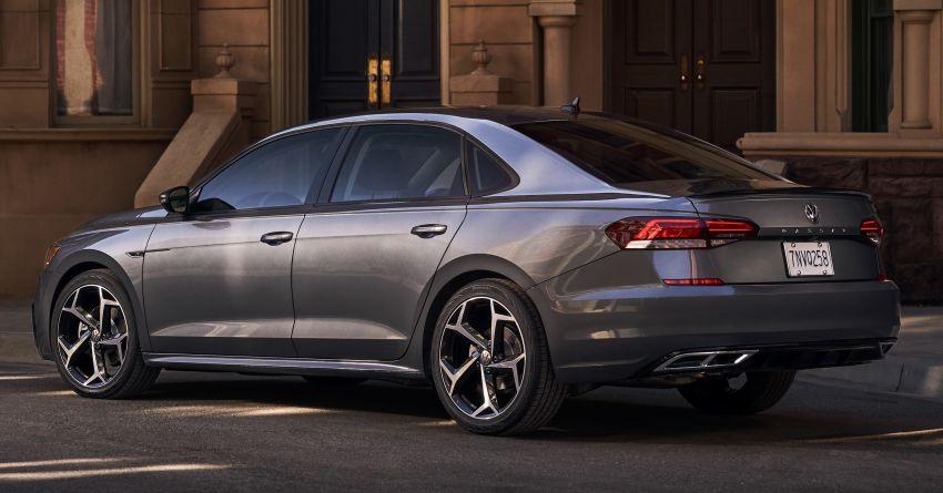 2020 Volkswagen Passat officially unveiled in Detroit Image #910512