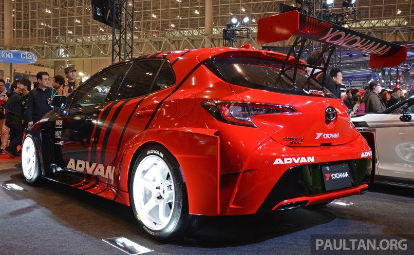 TAS2019: Toyota sedang bangunkan Corolla TCR? Image #913587
