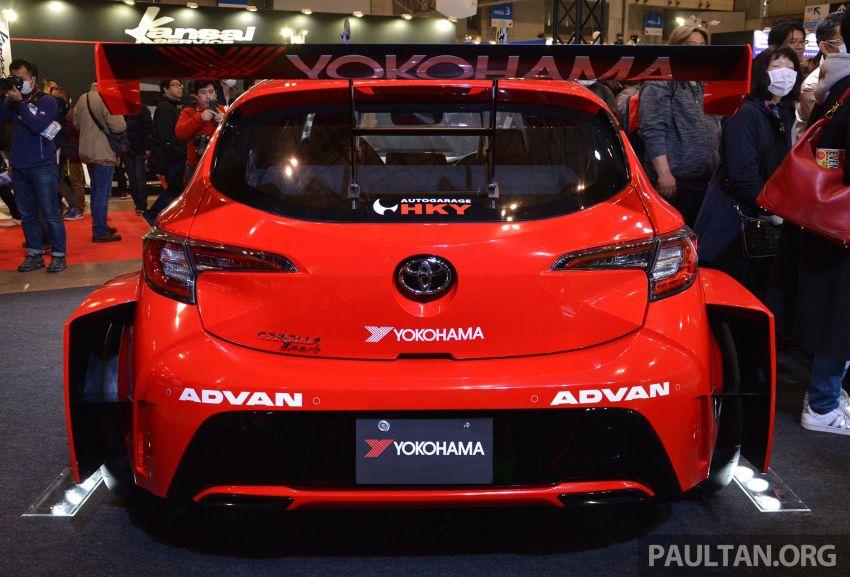 TAS2019: Toyota sedang bangunkan Corolla TCR? Image #913588