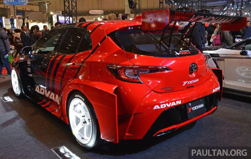 TAS2019: Toyota sedang bangunkan Corolla TCR? Image #913591