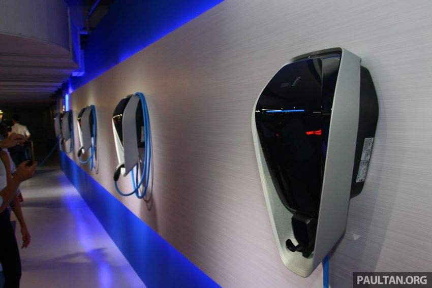 BMW Malaysia unveils charging stations in Bangsar Image #917432