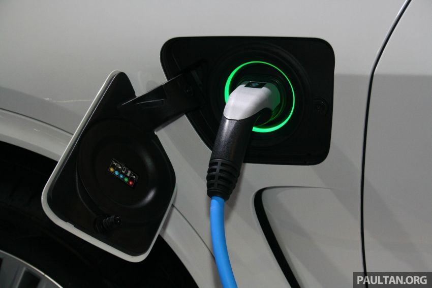 BMW Malaysia unveils charging stations in Bangsar Image #917441