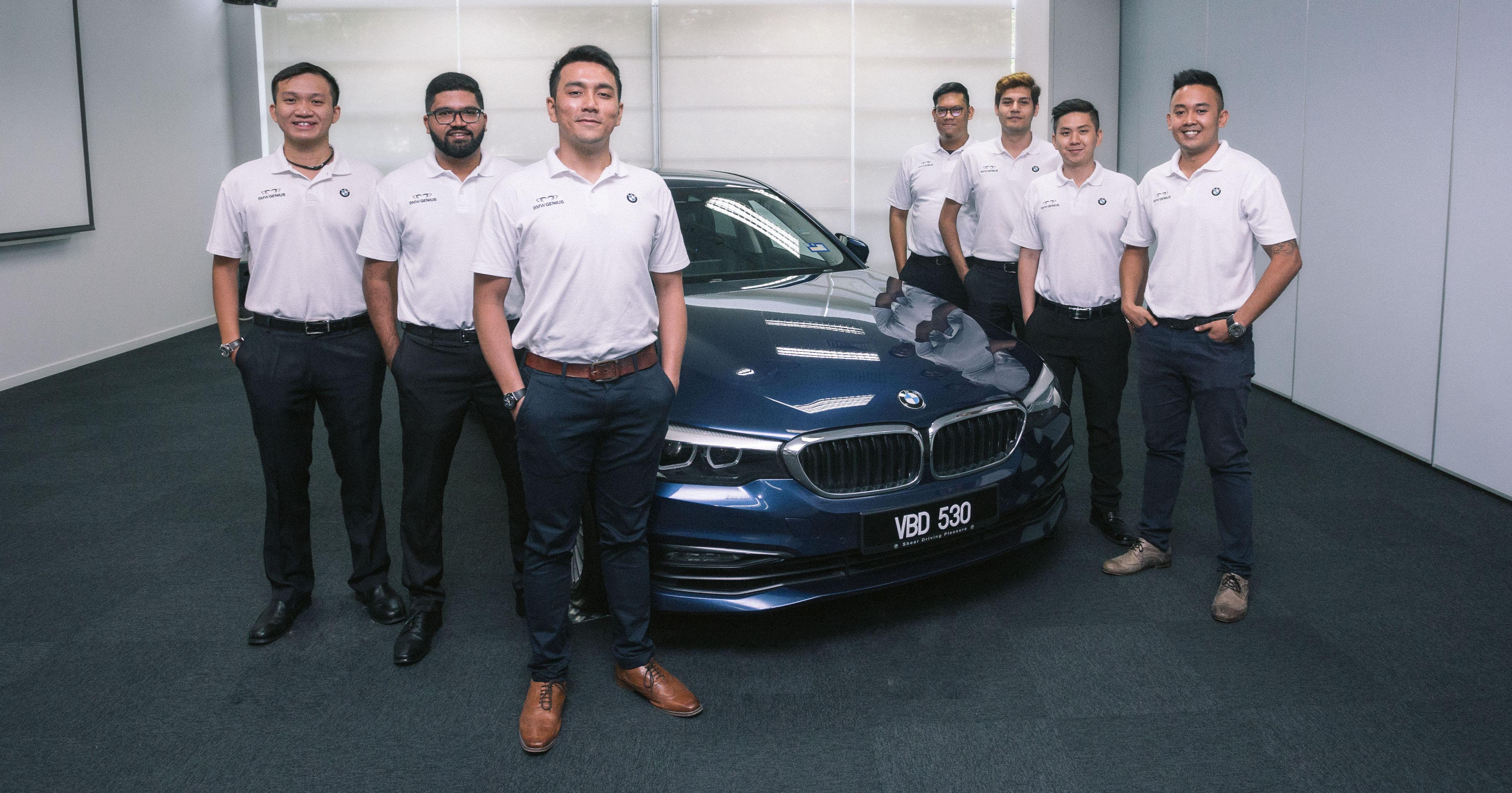 Bmw Malaysia Deploys First Batch Of Product Geniuses Paultan Org