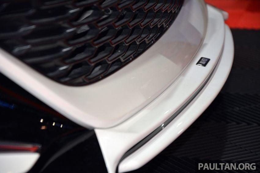 TAS2019: Blitz Toyota Corolla Sport – kuasa turbo! Image #912114