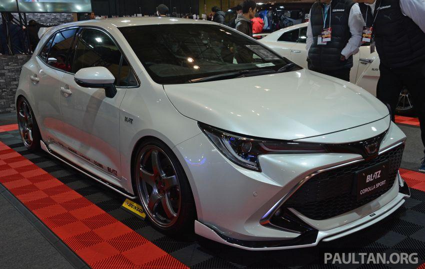 TAS2019: Blitz Toyota Corolla Sport – kuasa turbo! Image #912098